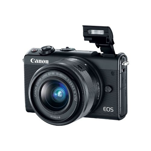 CANON EOS M100 : BEST MIRRORLESS CAMERA WITH FLIP SCREEN