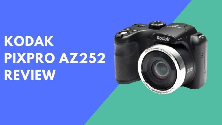 Kodak Pixpro AZ252 Review: Awesome Purchase?