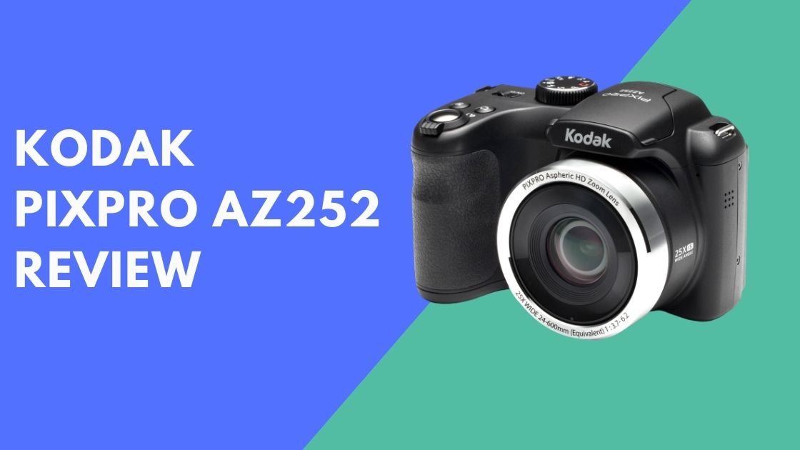 Kodak Pixpro AZ252 reviews