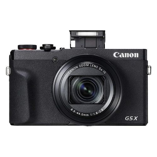GX 5 Mark II is one of the most compact cameras from Canon