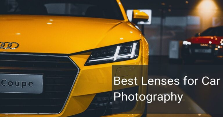 15 of the Best Lenses for Car Photography