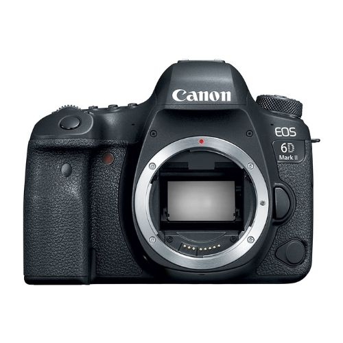 Canon EOS 6D Mark 2 Digital SLR Camera