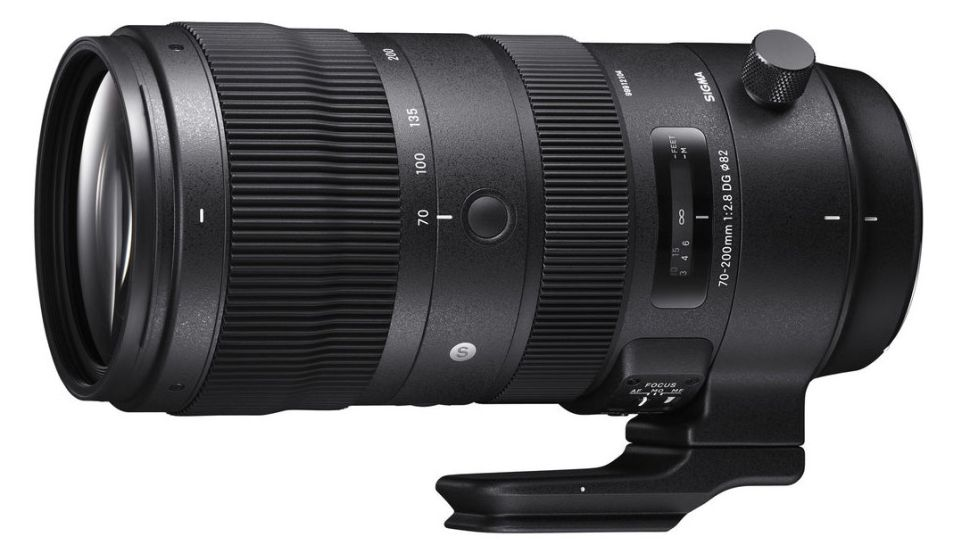 Sigma 70-200mm: Widely regarded as the best lens for wedding photography and ceremonies