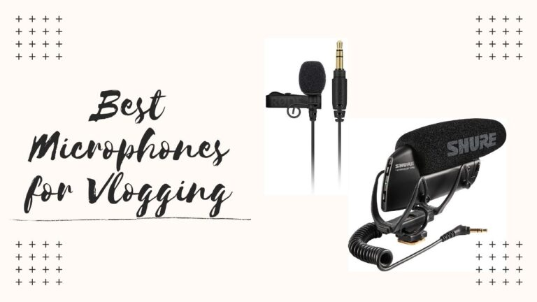 Best Microphone for Vlogging