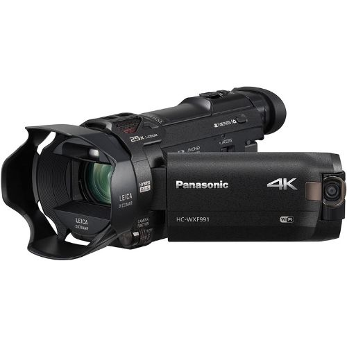 Panasonic 4K Cinema-Like Video Camera