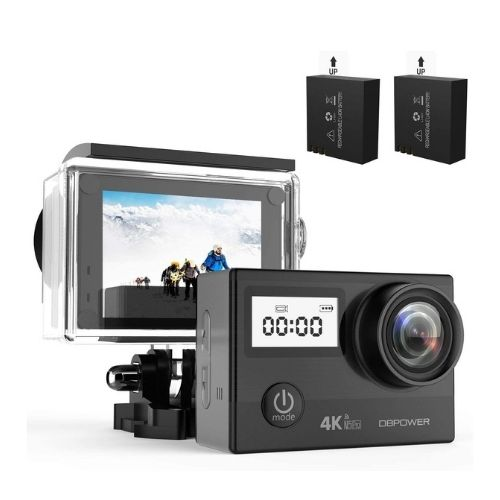 DBPOWER N5 Pro Action Camera