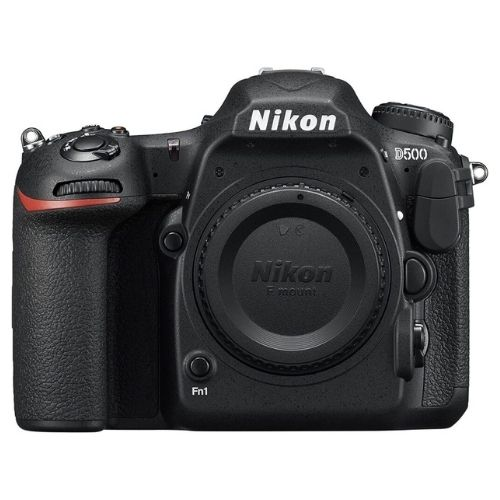 Nikon D500 is known for its touchscreen coupled with a stunning resolution, which gives the most crystal clear pictures in a concert setting.