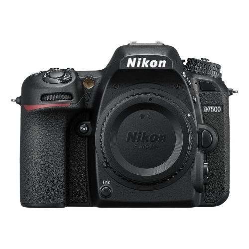 Nikon D7500 has a 24.3MP sensor that can produce clear quality pictures with almost no disturbance.