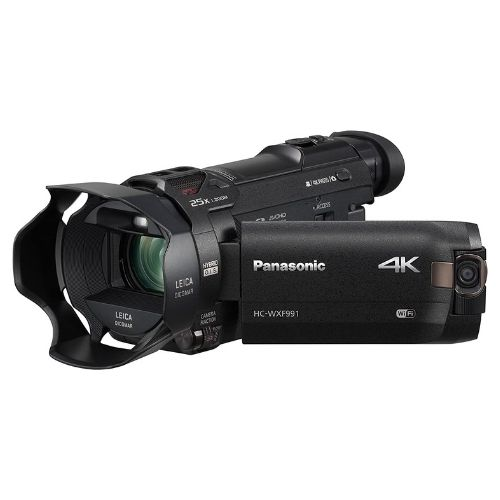 Panasonic 4k Hc-wxf991k Video Camera