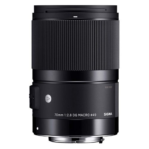 Sigma 70mm F2.8 Art DG Macro Lens: Best Overall for A7iii and A7riii