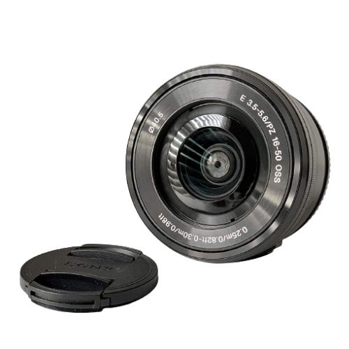 Sony 16-50mm F3.5-5.6 Wide-Angle Zoom Lens
