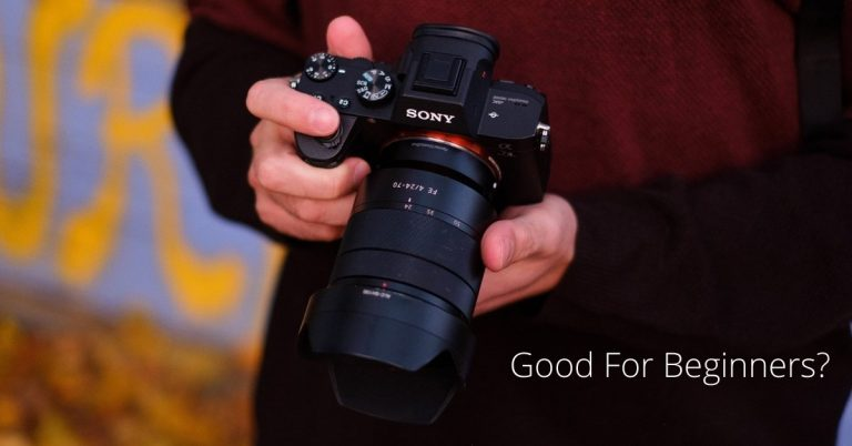 Is Sony A7iii Good For Beginners?